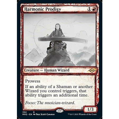 Harmonic Prodigy - Foil