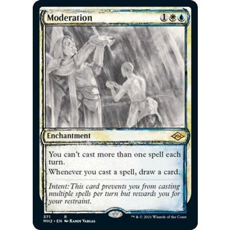 Moderation - Foil