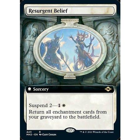 Resurgent Belief - Foil