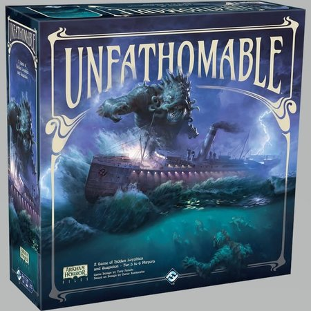 PREORDER - Unfathomable