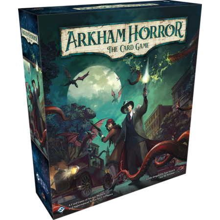 Arkham Horror: The Card Game Revised Core Set