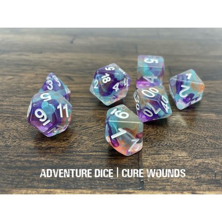 RPG Set - Cure Wounds