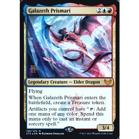 Galazeth Prismari - Foil - Prerelease Promo