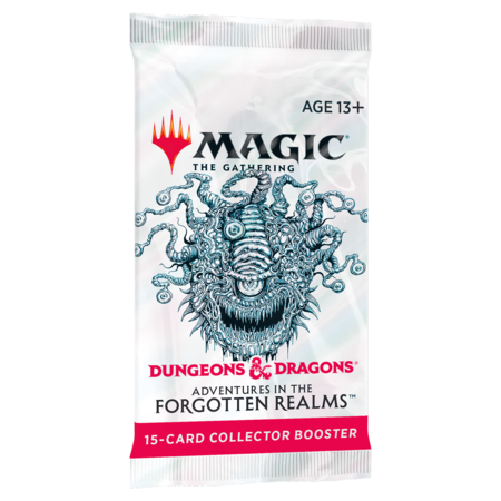 MTG Booster Pack - Adventures in the Forgotten Realms Collector Booster