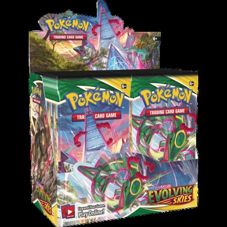 PREORDER: Pokemon Booster Box - Evolving Skies
