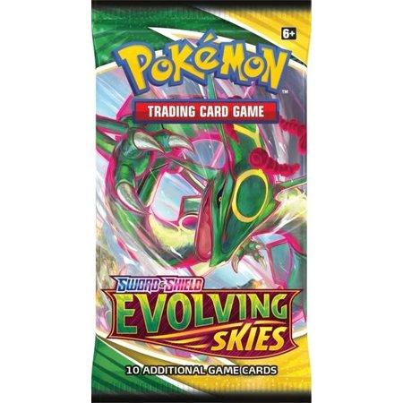 PREORDER: Pokemon Booster Pack -  Evolving Skies