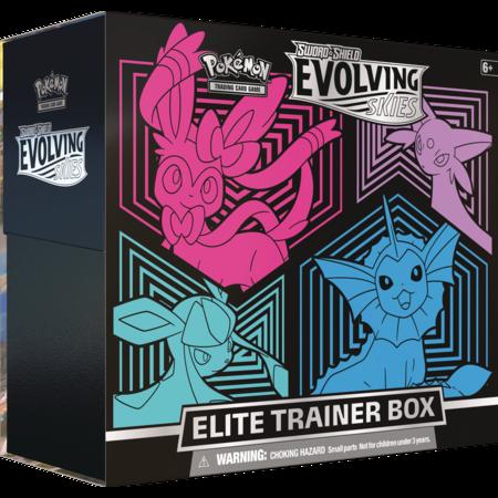 PREORDER: Pokemon Elite Trainer Box - Evolving Skies