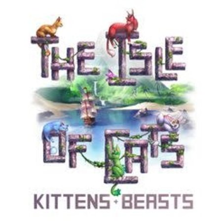 PREORDER - The Isle of Cats - Kittens and Beasts Expansion