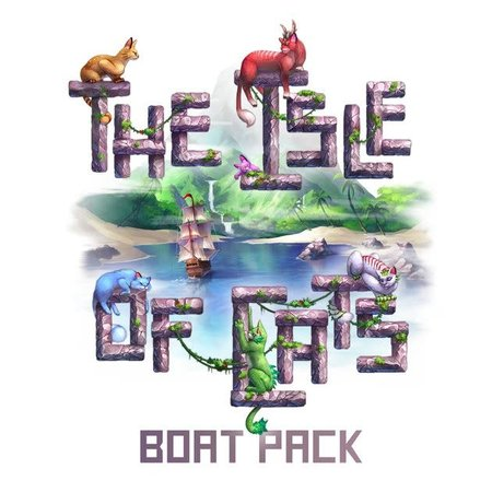 PREORDER - The Isle of Cats - Boat Pack Expansion