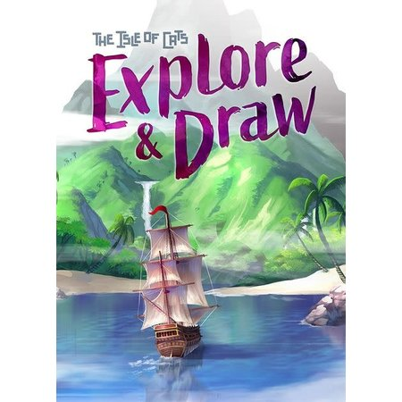PREORDER - The Isle of Cats - Explore and Draw