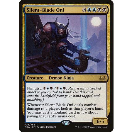 Silent-Blade Oni