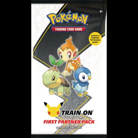 Pokemon First Partner Pack (Sinnoh)