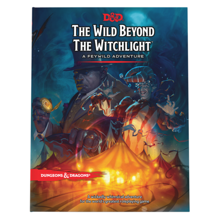 Dungeons and Dragons 5th Edition RPG: The Wild Beyond the Witchlight