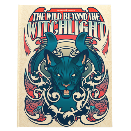 Dungeons and Dragons 5th Edition RPG: The Wild Beyond the Witchlight Hobby Edition