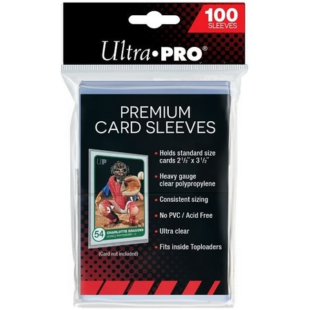 Ultra Pro - Premium Standard 63 x 88 Sleeves 100ct