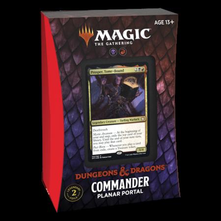 MTG Commander Forgotten Realms - Planar Portal