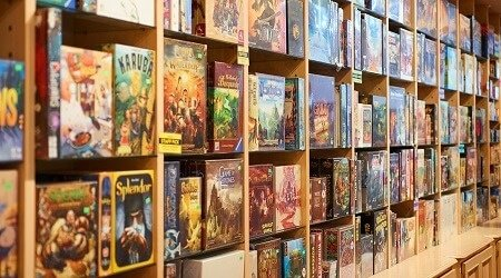Preorders for upcoming board games