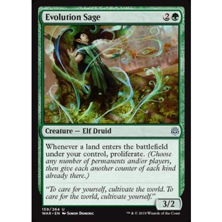 Evolution Sage - Foil