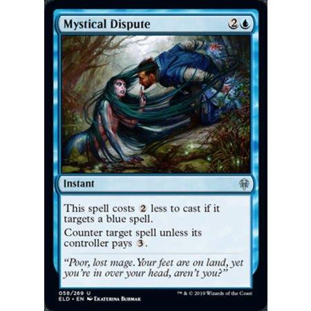 Mystical Dispute - Foil