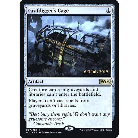 Grafdigger's Cage - Foil - Prerelease Promo