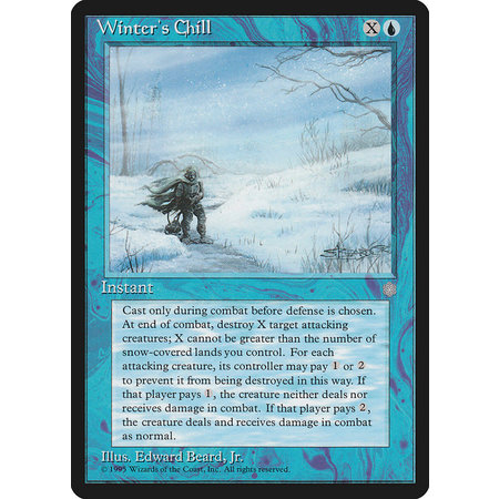 Winter's Chill (LP)