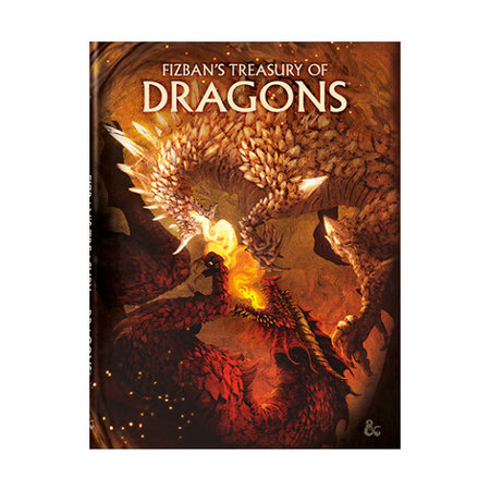 PREORDER - Dungeons and Dragons 5th Edition RPG - Fizban's Treasury of Dragons - Hobby Edition