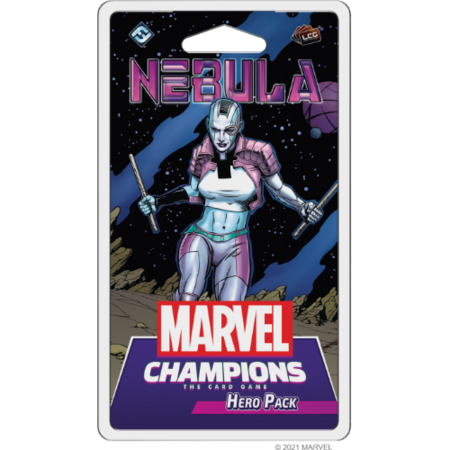 PREORDER Marvel Champions: The Card Game - Nebula Hero Pack