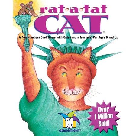 Rat-a-Tat Cat