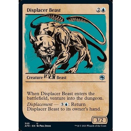 Displacer Beast