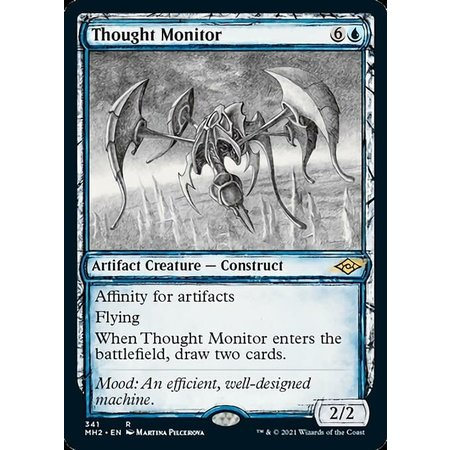Thought Monitor - Foil