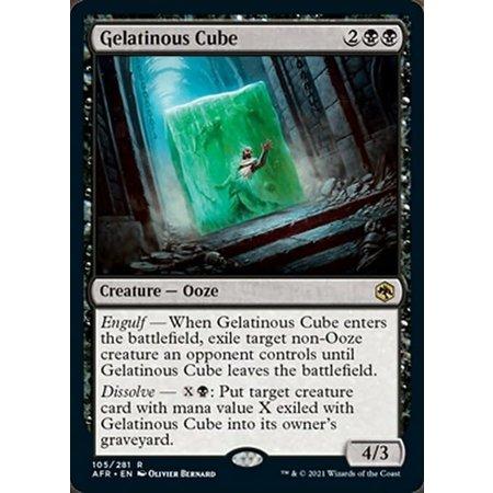 Gelatinous Cube - Foil
