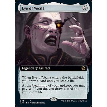 Eye of Vecna - Foil