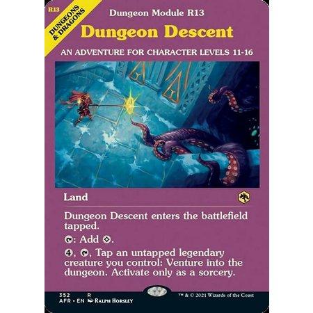 Dungeon Descent - Foil
