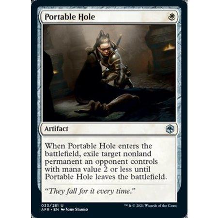 Portable Hole - Foil