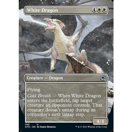 White Dragon - Foil