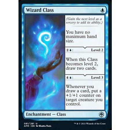 Wizard Class - Foil