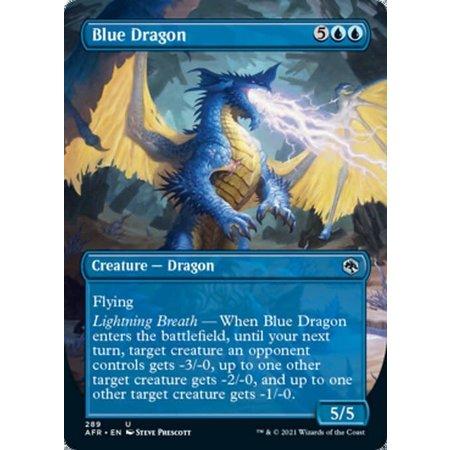 Blue Dragon - Foil