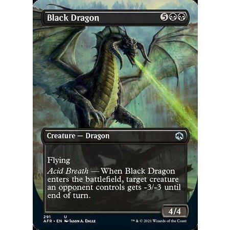 Black Dragon - Foil