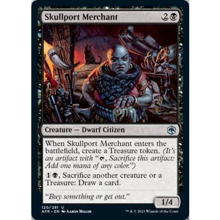 Skullport Merchant - Foil