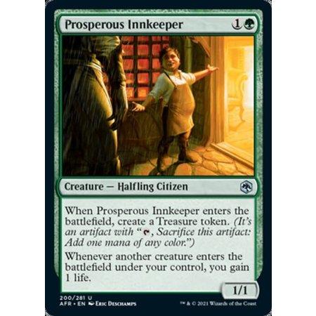 Prosperous Innkeeper - Foil