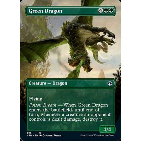 Green Dragon - Foil