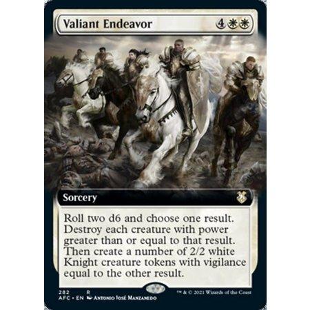Valiant Endeavor