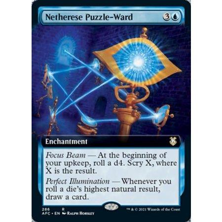Netherese Puzzle-Ward