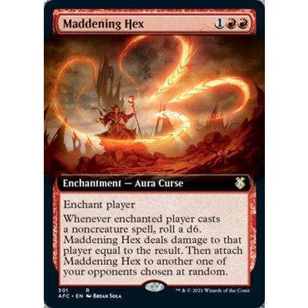 Maddening Hex