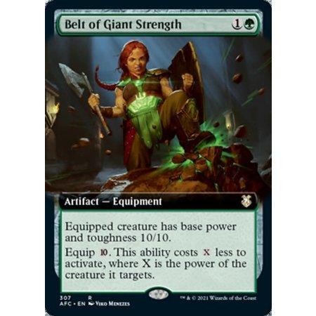Belt of Giant Strength
