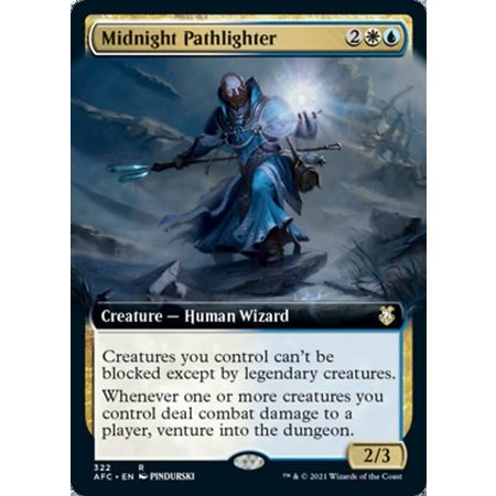 Midnight Pathlighter