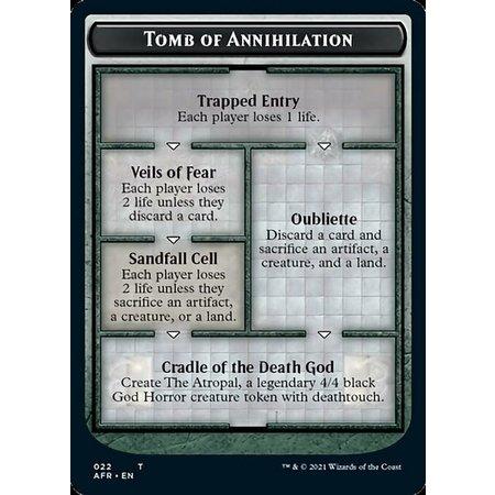 Tomb of Annihilation - Foil
