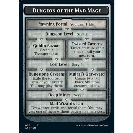 Dungeon of the Mad Mage - Foil