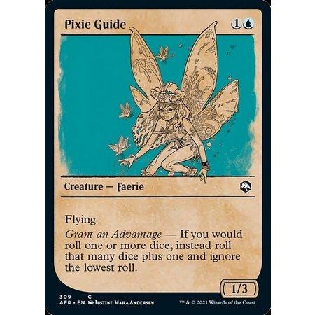 Pixie Guide - Foil