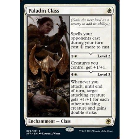 Paladin Class - Foil